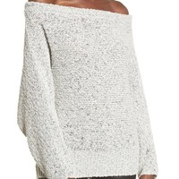 BP. Textured Off the Shoulder Sweater | Nordstrom