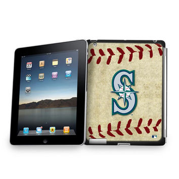 Ipad3 Vintage Baseball Cover - Seattle Mariners