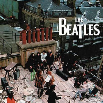 The Beatles Rooftop Concert Poster 11x17