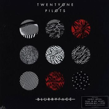 Twenty One Pilots Blurryface 2x LP Vinyl DL NEW