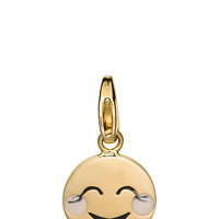 Kate Spade Blushing Emoji Charm Pink Multi ONE