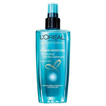 L'Oréal® Paris Advanced Haircare Power Moisture 10 Second Hydra-Detangler Spray - 5.1 oz