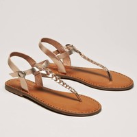 AEO Braided Sandal | American Eagle Outfitters