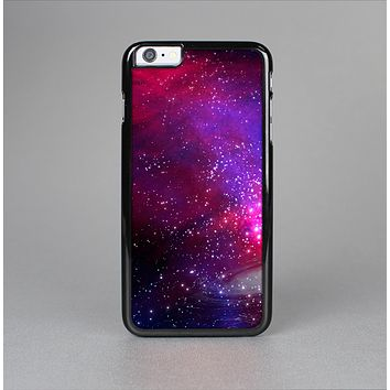 The Vivid Pink Galaxy Lights Skin-Sert Case for the Apple iPhone 6 Plus