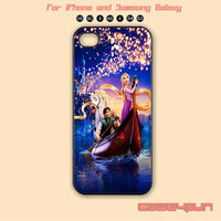 Disney,Tangled,iPhone 5 case, iPhone 5C Case, iPhone 5S , Phone case, iPhone 4S , Case,Samsung Galaxy S3, Samsung Galaxy S4