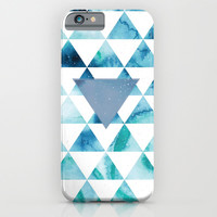 Triangle Sky iPhone & iPod Case by Kate & Co.