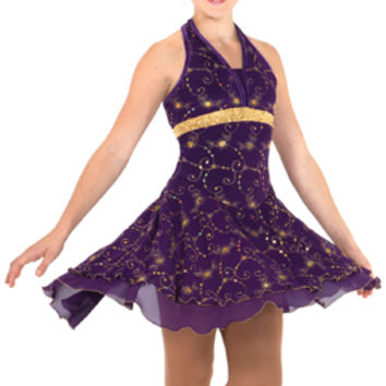 640 Versailles Dance Dress Figure Skating Store