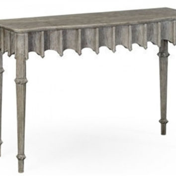 William Yeoward | Artaross Console Table | Grey Oak