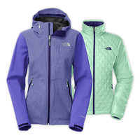 WOMEN'S THERMOBALL™ TRICLIMATE® JACKET | United States