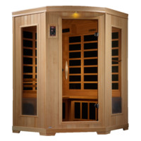 Low EMF Sauna 3 Person 10 Carbon