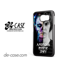 American Horror Story Evan Peter DEAL-716 Samsung Phonecase Cover For Samsung Galaxy S6 / S6 Edge / S6 Edge Plus