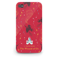 The Wizard of Oz by L. Frank Baum - Hard Cover Case iPhone 5 4 4S 3 3GS HTC Samsung Galaxy Motorola Droid Blackberry LG Sony Xperia & more