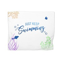 Just Keep Swimming | Amberscreativehaven's Artist Shop