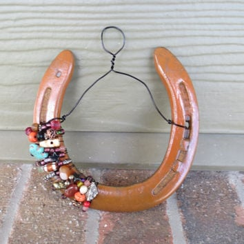 Horse shoe Wall Decoration - horse lover - Country girl - country home