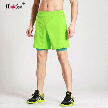 Trainning&Exercise Shorts,Basketball pants quick dry pants men's sports shorts outdoor running fitness breathable sweatpants YG