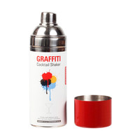 Graffiti Cocktail Shaker | Designer Drink Mixer