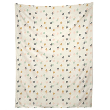 Hello Twiggs Pastel Bubbles Tapestry