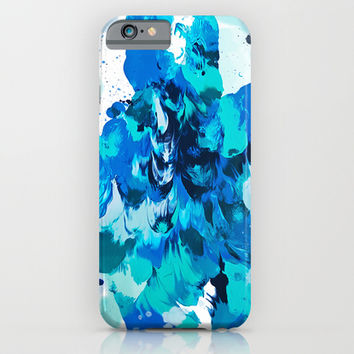 Wave iPhone & iPod Case by DuckyB (Brandi)
