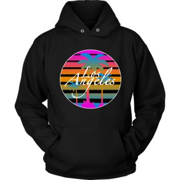 "The ""Los Angeles Retro"" Hoodie"