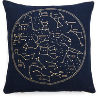 ModCloth Cosmic Celestial Chateau Pillow