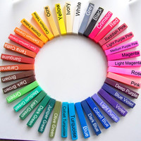 Hair Chalk - Premium Salon Grade - Your Choice - Pick 4 Large Sticks