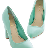 ModCloth Pastel Now Introducing Heel