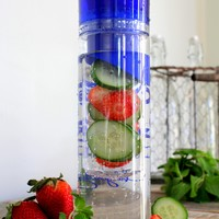 oGorgeous Gym Boutique - Sore Today Strong Tomorrow Detox Water Bottle