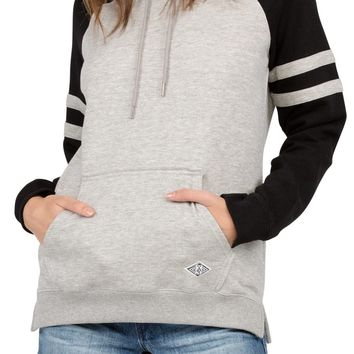 Volcom Lived In Colorblock Pullover Hoodie   Nordstrom