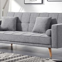 116 Modern Sofa Bed in Gray