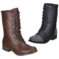 Women's Mossimo Supply Co. Kody Moto Boot - Assorted Colors