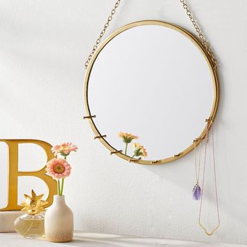 Lena Wall Mounted Mirror