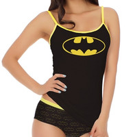 Batman Cami and Panty Set