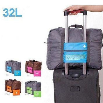 luggage Big Size Folding Carry-on Duffle bag