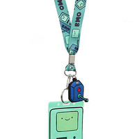Adventure Time BMO Lanyard | Hot Topic