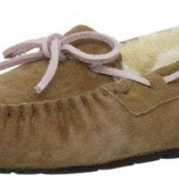 UGG Women's Dakota Moccasin UGG Kids' I Jesse Bow Boot  UGG boots with bows