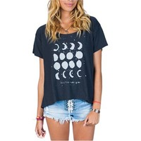 Billabong Moon Dance Ss - Off Black - J9112MOO				 | 