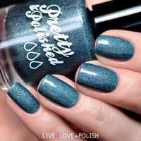 Pretty & Polished We Weather Together Nail Polish