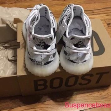Yeezy Boost 350 V2 Zebra Size 10 - Ready Stock