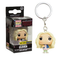 Funko Stranger Things Eleven Pocket Pop! Key Chain Hot Topic Exclusive