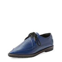 Kern Pointed-Toe Derby by Tibi at Gilt
