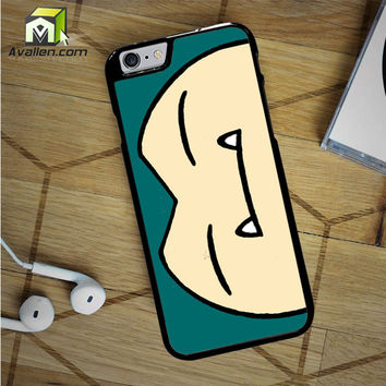 Snorlax Or Kabigon iPhone 6S Case by Avallen