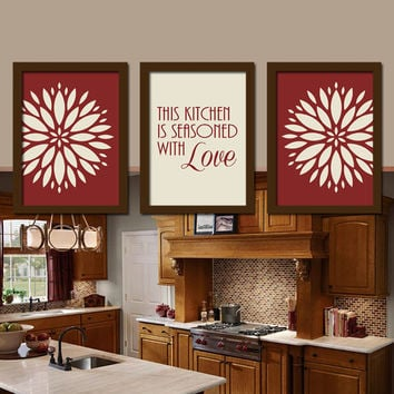 Shop Kitchen Wall Artwork On Wanelo