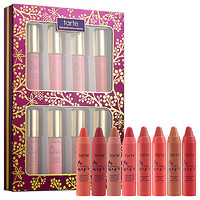 tarte Pure Delights 8-Piece LipSurgence™ Lip Set