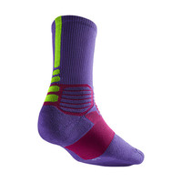 Check it out. I found this Nike Hyperelite Crew Basketball Socks at Nike online.