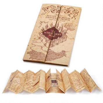 Marauder's Map | WBshop.com | Warner Bros.
