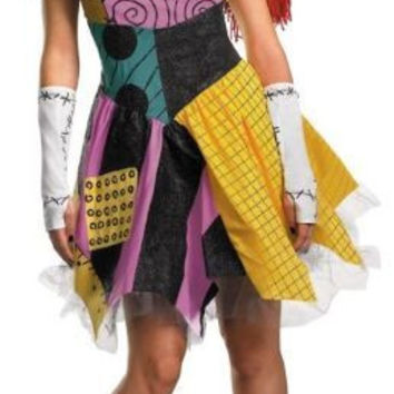 Women's Costume: Sassy Sally | Small