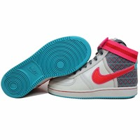Nike Vandal High Jetstream/Sport Red-Dark Grey-Aquamarine 315057-062