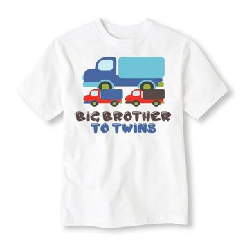 Best sibling announcement shirts products on wanelo for Big sister birth announcement shirts