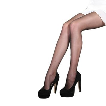 2 Pieces MISILCK 15D nylons lady pantyhose,Leg shaping silk stockings,compression tights fishnet  Summer 2017