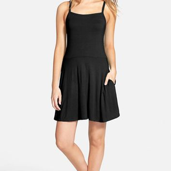 Junior Women's Socialite Swing Dress
